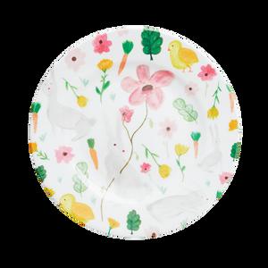 Bilde av Rice, lunchtallerken blomster