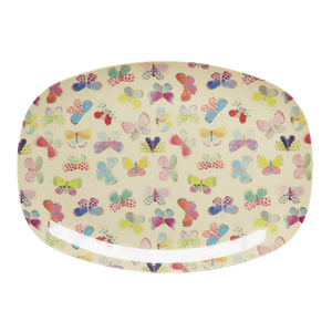 Bilde av Rice, oval tallerken med