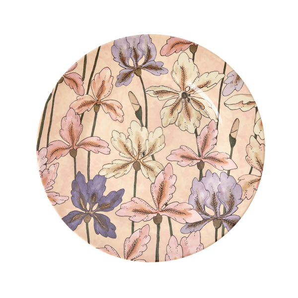 Rice, lunchtallerken iris