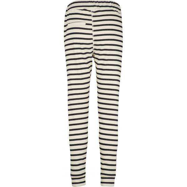 Basic apparel, Venus pants offwhite/black