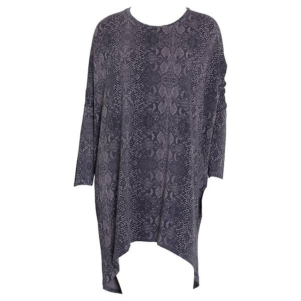 GreenGate, jersey kjole Alli warm grey