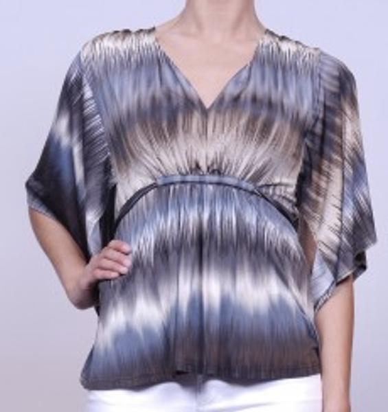 Ilse Jacobsen, womens blouse java