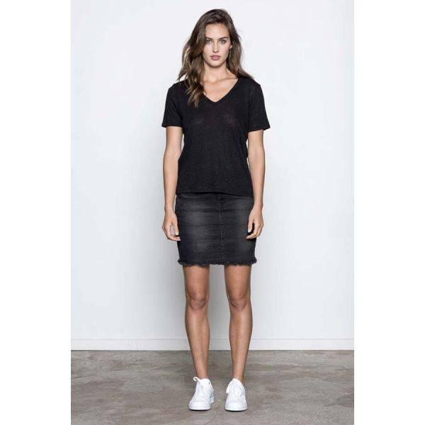Basic apparel, Monica top black