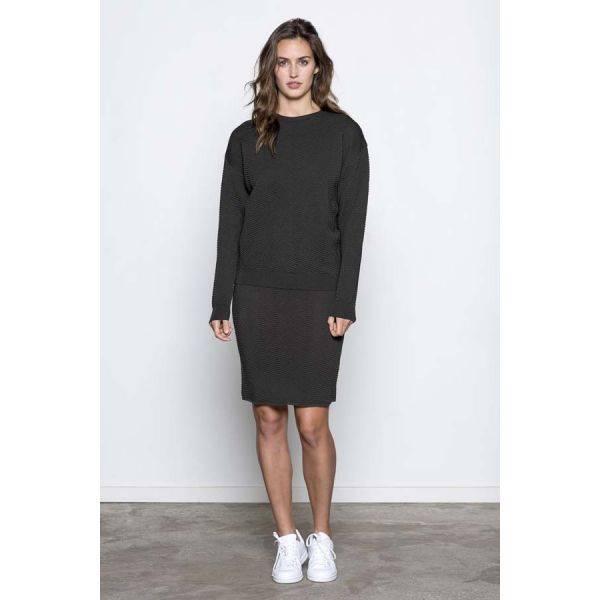 Basic apparel, Simona skirt dark army